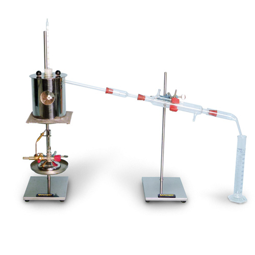 Distilation of Cutback Asphalt