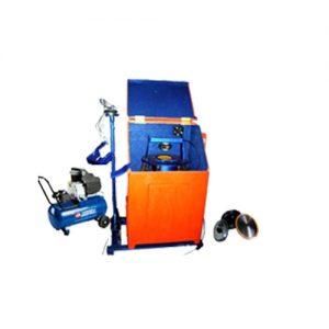 Laboratory Pulverizer Pneumatic